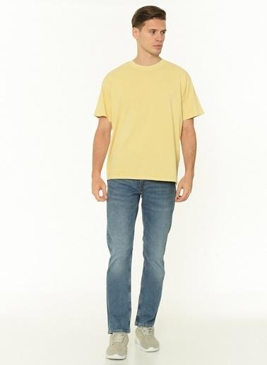 Levi's® 045115085 511 Slim Lse Kota Kupang Normal Bel Slim Fit Erkek Jean Pantalon İndigo